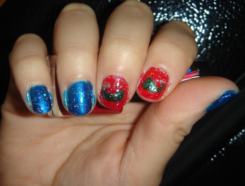 lit nails